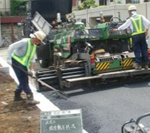 横浜・川崎で道路工事